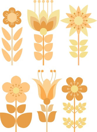 flowers Stock Vector - 16798049