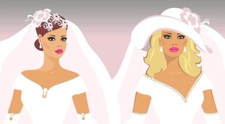 bride Stock Vector - 18058880