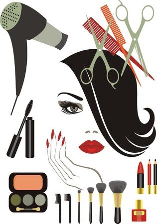 nail scissors: beauty