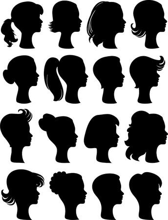 haircut Vector