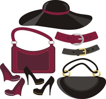fashion collection Vector