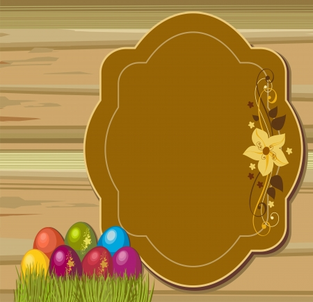 direction board: Easter eggs