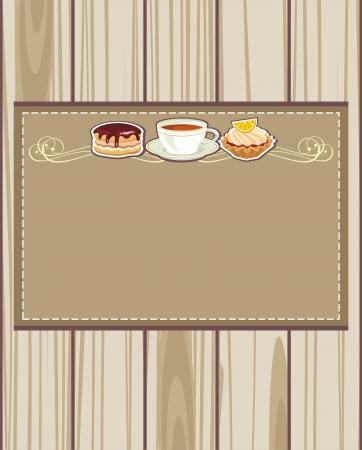 chocolate syrup: menu