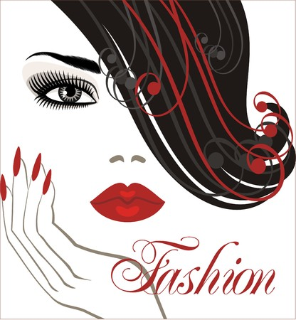 makeup fashion: fashion