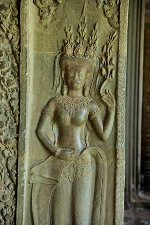 apsara: Apsara Ankor wat -Siem Reap,Combodia
