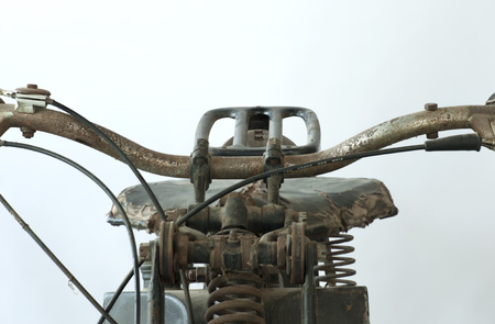 old motorcycle: Old Motorcycle war II