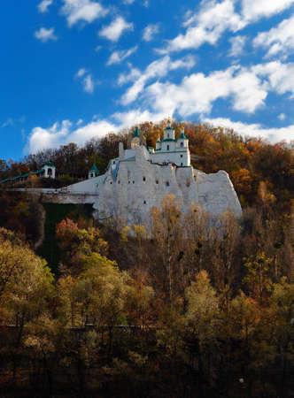 mountain church