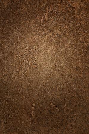 Antiqute brun comme un mur de ciment de base.