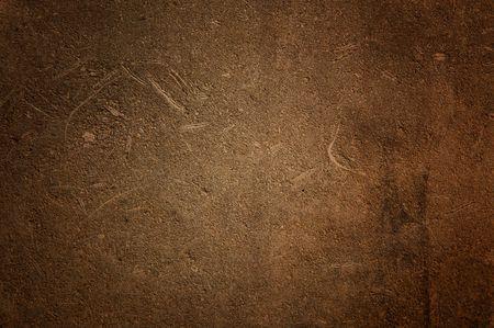 Brown stone grunge wall background.