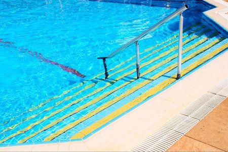 tog: Beautiful swimming pool at the resort.
