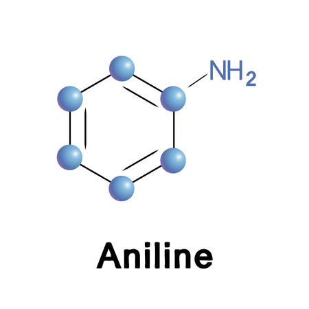 Aniline atoms