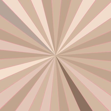 skin tones: Retro skin tones rays background, a vector illustration. Illustration