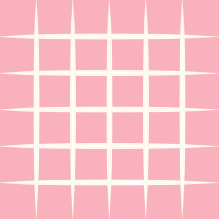 grid pattern: Seamless grid retro pattern, a vector illustration. Illustration