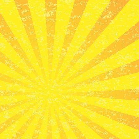 Gradient Abstract Sun Burst Pattern. Vector illustration.