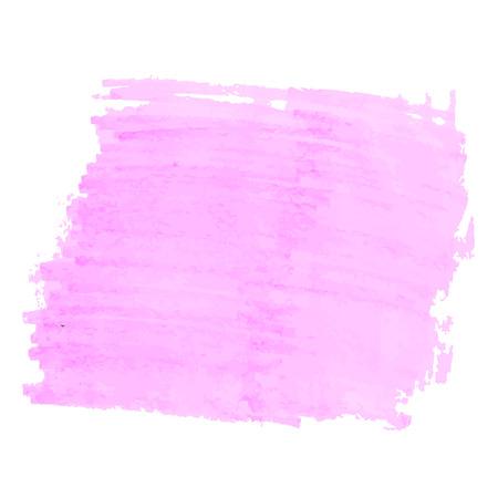 quadrant: Watercolor artistic background, illustration made in vector Illustration