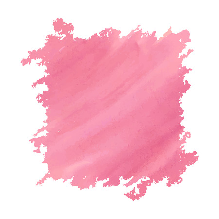 quadrant: Watercolor pink background design, made in vector