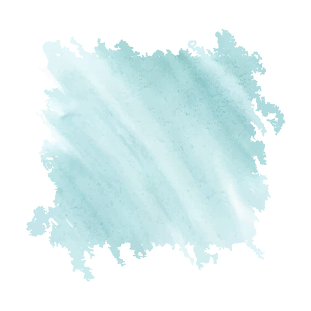 Watercolor artistic background, illustration made in vector Иллюстрация