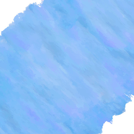 cerulean: Blue diagonal aquarelle