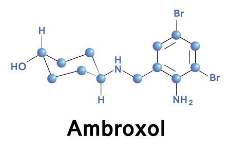 cough syrup: Ambroxol