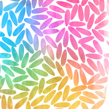 Watercolor multicolor background for web or scrapbooking design