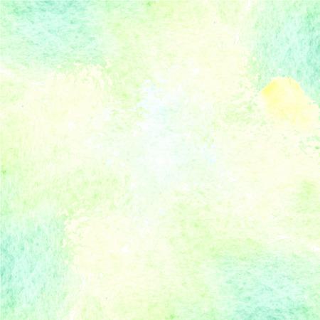 Summer kaleidoscope watercolor