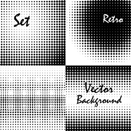 background abstract circles