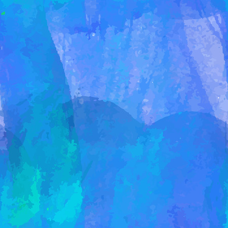 mingle: blue paint watercolor seamless