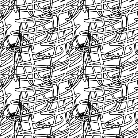 decorative lines: L�neas decorativas ondulaci�n sin patr�n. Ilustraci�n del vector. Vectores