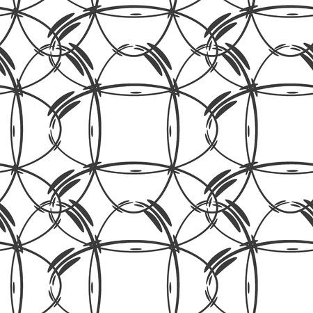 elipse: Moderna forma de elipse patrón perfecta para el fondo web. Vector. Vectores