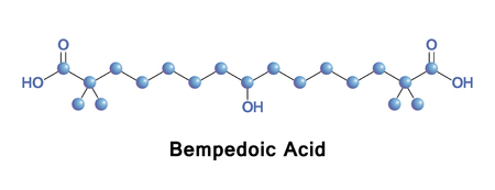 lowering: Bempedoic acid is oral once-daily low-density lipoprotein cholesterol lowering small molecule designed to lower elevated levels of LDL-C.