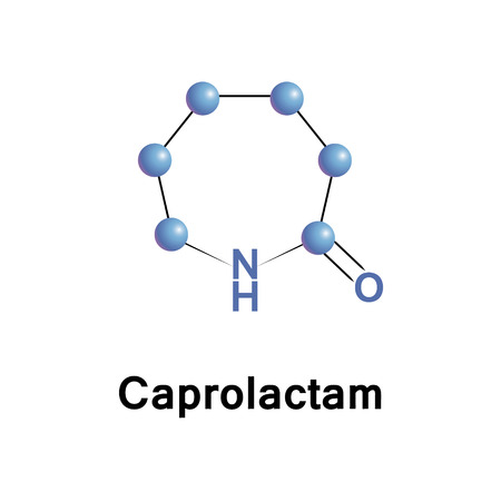Caprolactam (CPL) is an organic compound, colourless solid is a lactam (a cyclic amide) of caproic acid. Caprolactam is the precursor to Nylon 6, a widely used synthetic polymer.