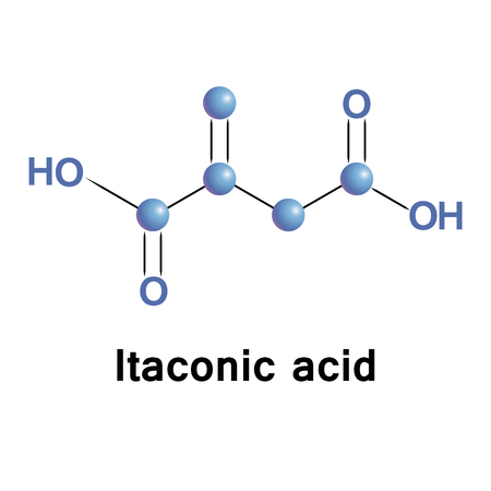 citric acid: Itaconic acid, or methylenesuccinic acid, is an organic compound obtained by the distillation of citric acid. It is a fully sustainable industrial building block.