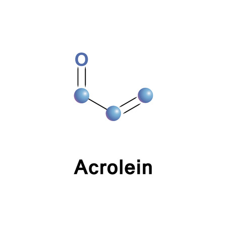 aldehyde: Acrolein is the simplest unsaturated aldehyde. It is mainly used as a contact herbicide to control submersed and floating weeds, as well as algae, in irrigation canals.