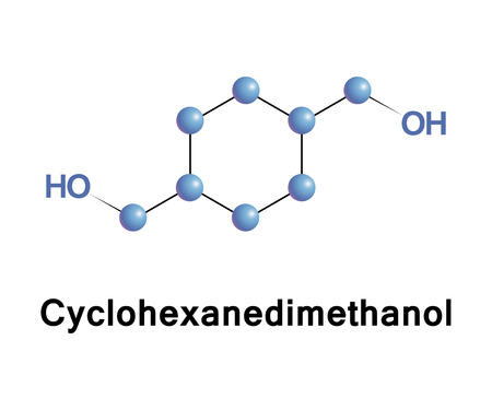 Cyclohexanedimethanol is a mixture of isomeric organic compounds, CHDM is a precursor to polyesters.