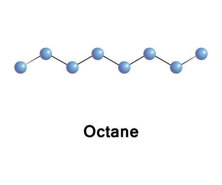 Octane is a component of gasoline. As with all low-molecular-weight hydrocarbons, octane is volatile and very flammable.