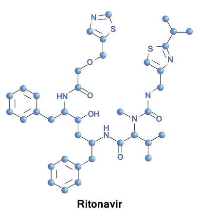 polymorphism: Ritonavir is an antiretroviral medication used along with other medications to treat HIV, AIDS. This combination treatment is known as highly active antiretroviral therapy