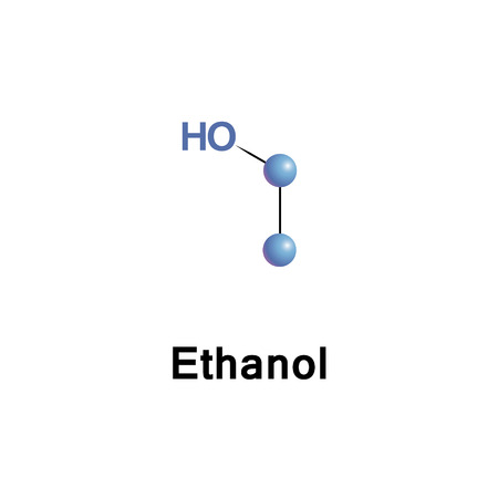 Ethanol or alcohol, ethyl alcohol is found in alcoholic beverages, produced by the fermentation of sugars by yeasts. It is a neurotoxic, psychoactive drug can cause alcohol intoxication.