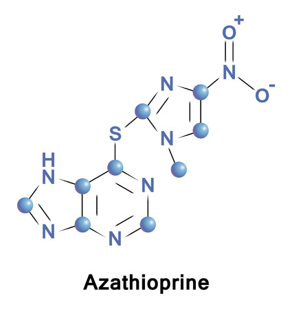 Azathioprine is an immunosuppressive medication. It is used in rheumatoid arthritis, Crohn disease, ulcerative colitis, and in kidney transplants to prevent rejection