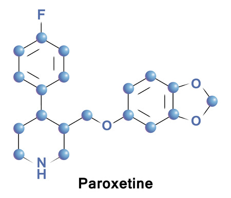compulsive: Paroxetine is an antidepressant of the selective serotonin reuptake inhibitor class. It is used to treat major depressive disorder, obsessive-compulsive disorder, social anxiety disorder, etc