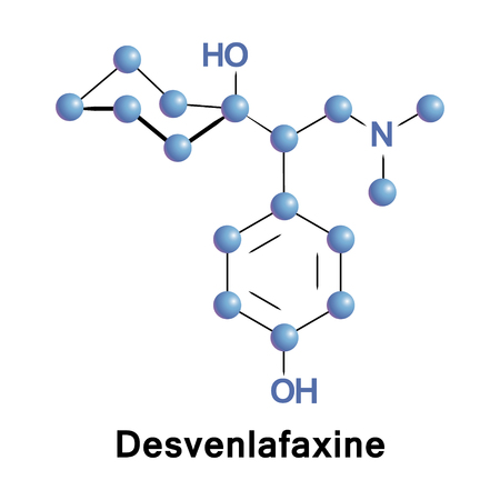 Desvenlafaxine or O desmethylvenlafaxine, is an antidepressant of SNRI class. It is being targeted as the first non-hormonal based treatment for menopause.