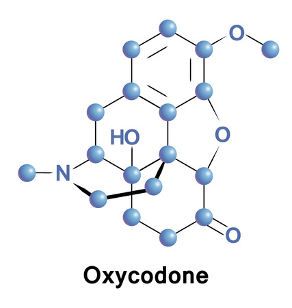Oxycodone is semisynthetic opioid synthesized from thebaine, opioid alkaloid found in the Persian and opium poppy. It is a moderately potent opioid analgesic used for relief of moderate to severe pain
