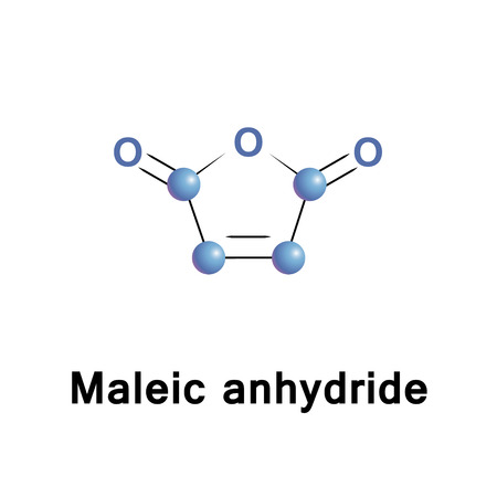 coatings: Maleic anhydride is the acid anhydride of maleic acid. It is a colorless or white solid with an acrid odor. It is produced industrially on a large scale for applications in coatings and polymers