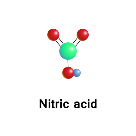 Nitric acid, aqua fortis and spirit of niter, is a highly corrosive mineral acid. It is the primary reagent used for nitration, the addition of a nitro group