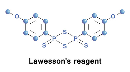 Lawessons reagent is a chemical compound used in organic synthesis as a thiation agent.