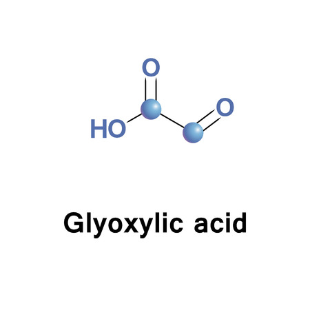 Glyoxylic acid or oxoacetic acid is an organic compound.