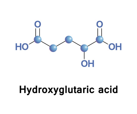 Alpha-Hydroxyglutaric acid is an alpha hydroxy acid form of glutaric acid.