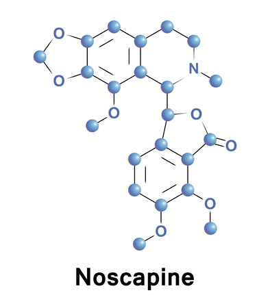 Noscapine is a benzylisoquinoline alkaloid from plants of the poppy family, without painkilling properties