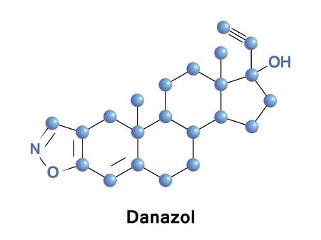 Danazol Illustration
