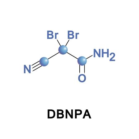 DBNPA 또는 디 브로 모 니트릴 프로피온 아미드