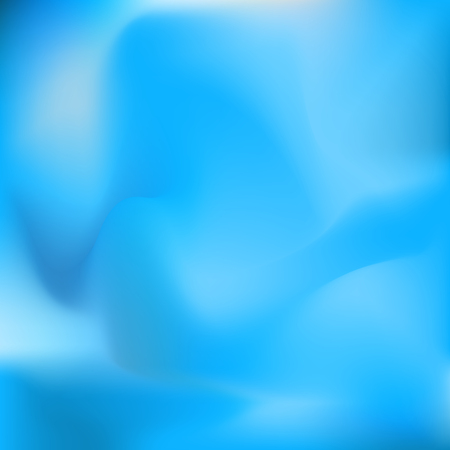 blue gradient mesh illustration for creative background